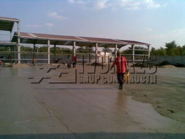 Platforme betonate