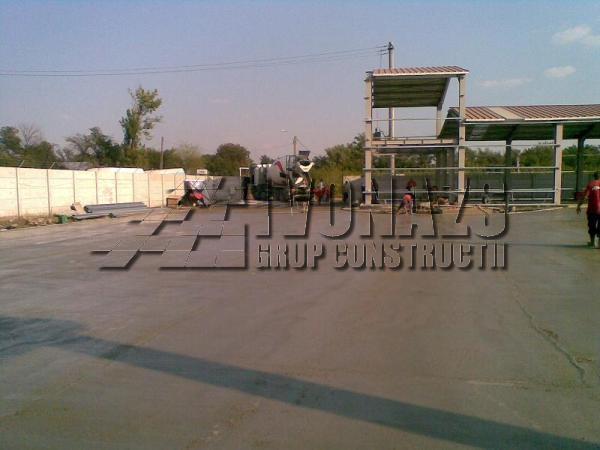 Turnarea betonului platformei - 7_1313074901_1