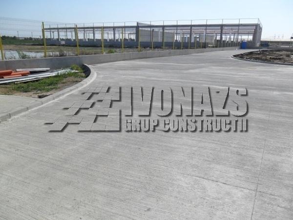 Drumuri betonate